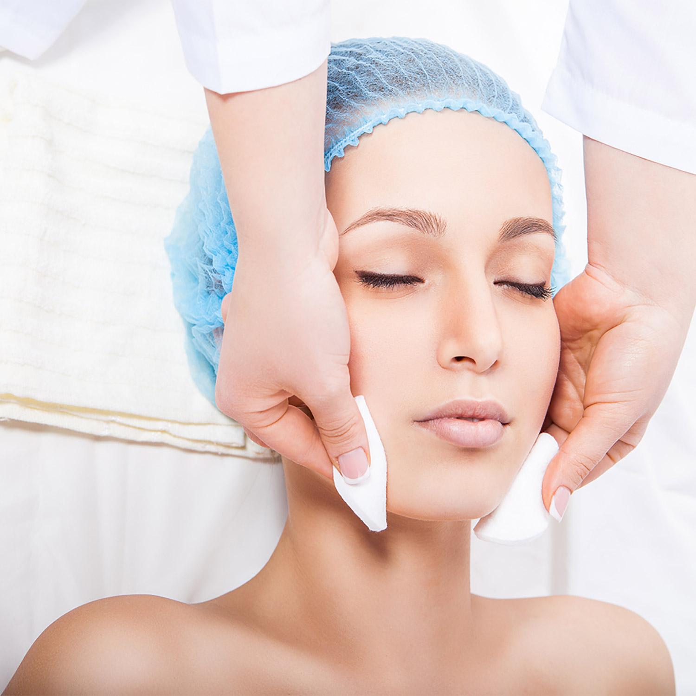 En que consiste la limpieza facial express